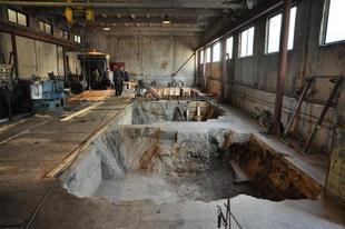 Будівництво чергового цеху Кабельного заводу Енергопром